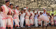 Sarhul Dance